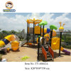 Tongyao Factory Colorful Plastic Commercial Outdoor Slide Playground (TY-40662)