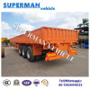 3 Axle 40FT China Bulk Cargo Semi Trailer