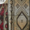Gemotrical Item Chenille Sofa Fabric for Dubai Market