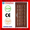 New Style Steel-Wood Armored Doors (CF-U013)