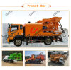 Best Price Daswell New Product Portable Concrete Mixer with Pump