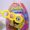 Kids Spongebob Bubble Bath with Bubble Blower