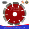 115mm Laser Diamond Saw Blades for Fast Cutting Reinforced Concrete
