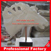 Italian Marble Horse Head Sculpture