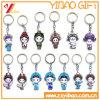 Custom Umbrella Metal Keychain for Promotion Gift (YB-LY-K-09)