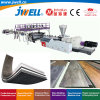 Jwell- PVC|WPC|Spc|Lvt Plastic Floor Recycling Making Extruder Machine for Southeast Asia Interior and Exterior Decoration (1)