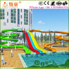China Supplies Large Fiberglass Water Slides for Sale