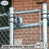 Galvanized 6FT Residential Chain Link Fencing and Accessories