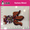 New Design Latest Fashion Rhinestone Applique