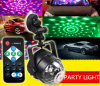 OEM LED Car Remote Control Party Moving Head Effect Light