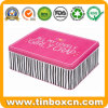Rectangular Chocolate Storage Tin From China Supplier OEM Manufacturer