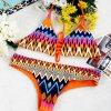 Custom Design Fashion Sexy Bikini Set Girls Bikini Swimwear