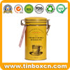 Traditional Biscuit Tin Box with Airtight Lid for Food Cookies