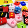 Cute Wireless Earphone Case Apple Airpods 2 Silicone Charging Headphones Case for Airpods Protective Cover