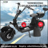 2017 Newest Product 1500W Electric Harley Moto Scooter Used for Adults Removable Battery