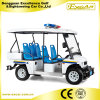 Excar 4 Wheels Battery Police Cart for Patrol Use