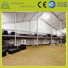 Double Decker Aluminum PVC Marquee Camping Tent for Wedding Party