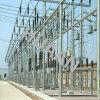 220kv Power Plant Steel Substation Strucutre