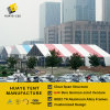Economic Big Tent with Strip PVC Covers for Sale (hy031g)