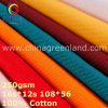 100%Cotton Twill Thick Fabric for Workwear Textile (GLLML372)