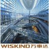 Stable Reputable Steel Structure Building Fabrication with SGS ISO