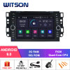 Witson Quad-Core Android 9.0 Car DVD GPS for Chevrolet Captiva 2g DDR3 RAM Memory