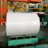 Icy White Color Coated Metal Coil with Film for Refrigerators