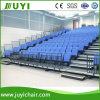 Telescopic Bleacher Retractable Indoor Gym Bleachers Fabric Bleacher Jy-768r