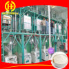 Super White Wheat Flour Milling Machine (80tpd)