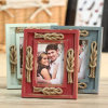 Photo Frame with Rope for 5*7""