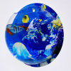Acrylic Wall Hanging Fish Tank Wall Mounted Fish Bowl Vase