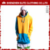 Two Color Mens Sherpa Fleece Blank High Quality Hoodies (ELTHSJ-956)