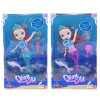 Plastic Fashion Mermaid Baby Doll Toy with Light & Music (H9665027)
