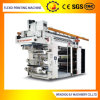 Flexo Graphic Six Colour Printing Machine for Paper