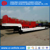 Factory Selling 60t Lowboy Trailer 50t Low Loader Trailer