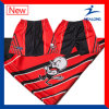 Healong Hot Sale Factory Price Apparel Advertising Sublimation Men's Rugby Shorts