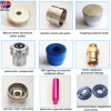 Anodize Blue Precision CNC Lathe Turning Aluminum Parts for Camera