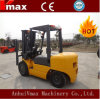 Vmax Brand-New Yellow 3.5 Ton Tractor Electric/Battery Forklift Truck (CPD35)