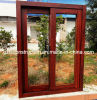 Customized Glass Window Aluminum Windows with Mosquito Net for Africa Market