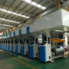 Rotogravure Printing Machine with Electronic Shaft Drive with New Technology