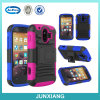 Robotic Belt Clip Holster Hybrid Cover Phone Case for Zte V8530