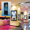 LED Display Single Version (apple) Cabinet-Type Advertising Machine LED Display Indoor Use