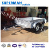 2t Agricultural Cargo Car Trailer/ ATV Towing Trailer