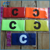 C Letter Embroidery Sports Arm Sweatband