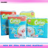 Cutes Brand Disposable Baby Diapers Best Selling in Africa
