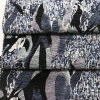 2016 Fashion Printed Crinkle Chiffon Fabric