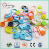 Popular ABS Plastic Knitting Stitch Marker Safety Pin as Crochet Tool