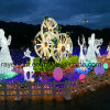 LED Christmas Angel Light Xmas Decoration From Factory