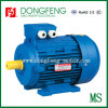 MS Seies Totally Enclosed Fan Cooling Three Phase Electric Motor