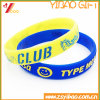 Fashion Glow in The Dark Silicone Wristband for Promotion Gift